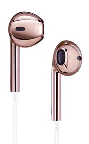 Universal Chrome Earbuds