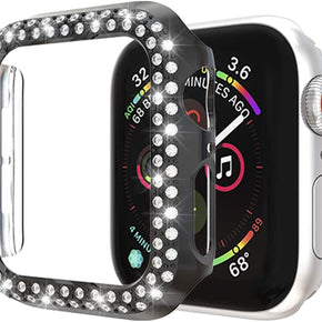 Apple iWatch 44mm Crystal Diamond Frame