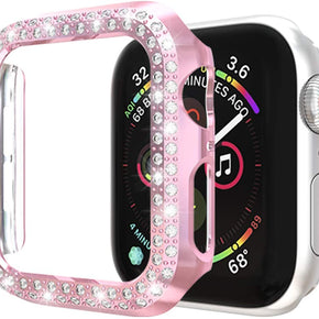 Apple iWatch 38mm Crystal Diamonds Frame