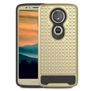 Motorola E5 Plus Diamond TPU Case Cover