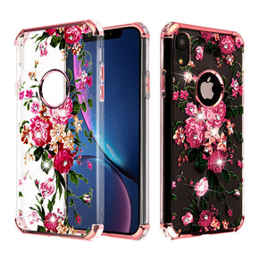 Apple iPhone 9 (XR) TPU Design Case Cover