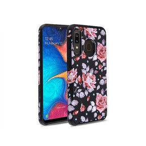 Samsung Galaxy A50/A20 Design Hybrid Case Cover