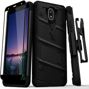 LG Escape Plus Hybrid Bolt Case Cover