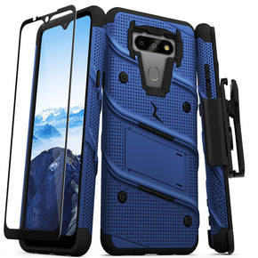 LG Aristo 5 Bolt Hybrid Case Cover