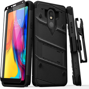 LG Stylo 5 Bolt Series Hybrid Case Cover