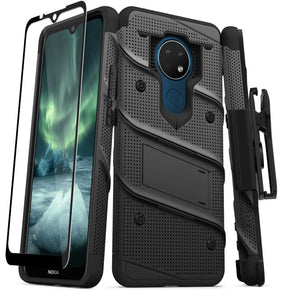 Nokia C5 Endi Hybrid Bolt Case Cover