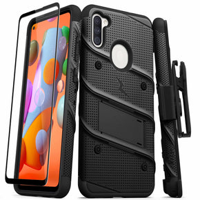 SAMSUNG GALAXY A11 Hybrid Bolt Case Cover