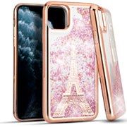 Apple iPhone 11 Pro Max Glitter Motion Design Case Cover