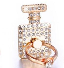 Universal Perfume Bottle Ring Kickstand