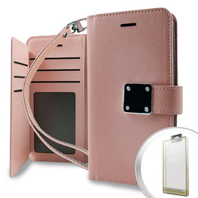 Samsung Galaxy Note 8 Hybrid Wallet Case