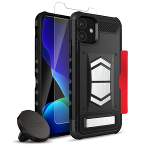 Apple iPhone 11 Zizo Electro Series Hybrid Case Cover