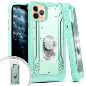 Apple iPhone 11 Pro Max Magnetic Ring Hybrid Case Cover