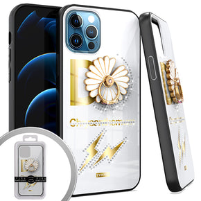 Apple iPhone 12 Pro Max Luxury Ring Design Cover