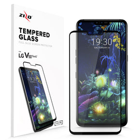 LG V50 THINQ 5G ZIZO Full Cover Temper Glass
