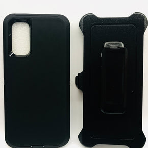Samsung Galaxy S20 Heavy Duty Clip Case Cover