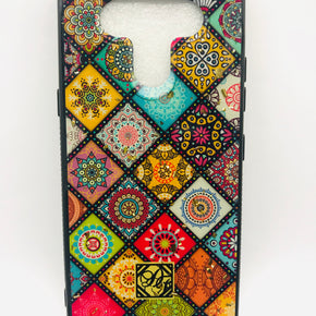 LG K51 Slim Hybrid Design Case Cover
