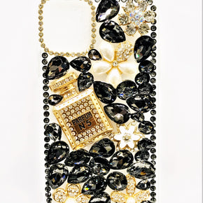 Apple iPhone 11 Pro Max Stone Bling Luxury Case Cover