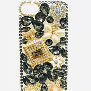 Apple iPhone 7/8 Stone Bling Luxury Case Cover