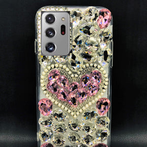 Samsung Galaxy Note 20 Diamond Stone Luxury Cover