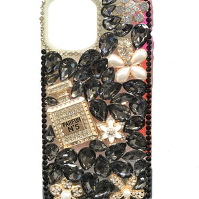 Apple iPhone 12 Pro Max Diamond Stone Case Cover