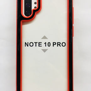Samsung Galaxy Note 10 Pro/Plus Hybrid Case Cover