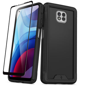 Motorola Moto G Power (2021) ION Hybrid Series Case Cover