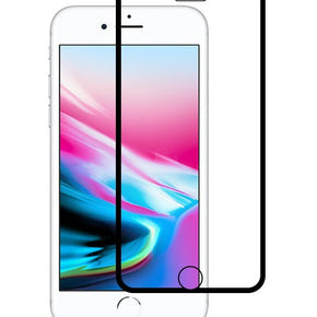 Apple iPhone SE (2020) Full Covered Tempered Glass