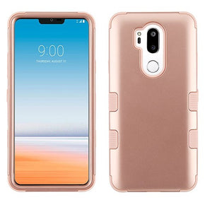 LG G7 ThinQ Solid TUFF Case Cover
