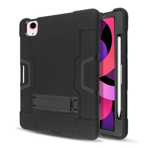 iPad Air 10.9 (2020) Heavy Duty Kickstand Cover