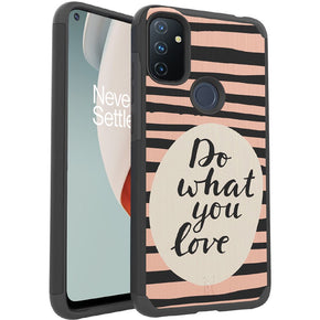 OnePlus Nord N100 Hybrid Design Case Cover
