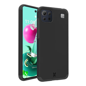 LG K92 5G Dual Layered Hybrid Case Cover