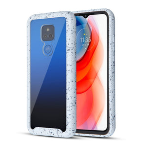 Motorola Moto G Play (2021) Colored Splash Case Cover