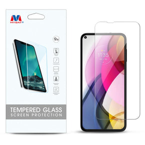 MyBat Tempered Glass Screen Protector (2.5D) for Motorola Moto G Stylus (2021)