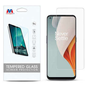 MyBat Tempered Glass Screen Protector (2.5D) for Oneplus Nord N100