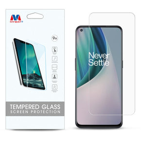 MyBat Tempered Glass Screen Protector (2.5D) for OnePlus Nord N10 5G