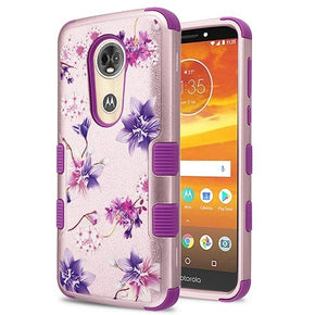 Motorola E5 Plus Hybrid TUFF Design Case