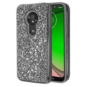 Motorola Moto G7 Play Full Star Hybrid Case Cover