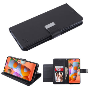 Samsung Galaxy A11 Xtra Series Wallet Cover