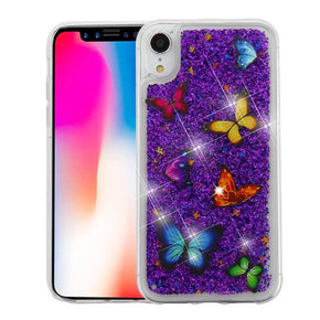Apple iPhone 9 Glitter Design Case Cover