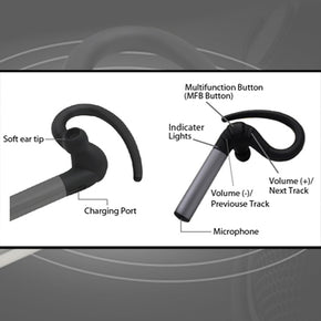 Life Charge Bluetooth Earpiece