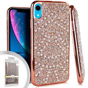 Apple iPhone 9 (XR) Diamond Case Cover