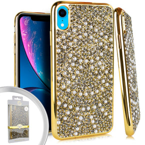 Apple iPhone 9 (XR) Diamond TPU Case Cover