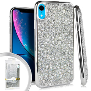 Apple iPhone 9 (XR) Diamond Pearl TPU Case Cover