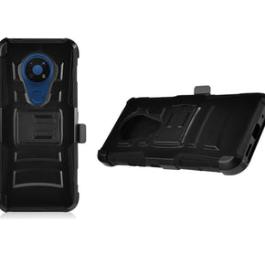Nokia C5 Endi Holster Combo Clip Case Cover