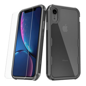 Apple iPhone Xr Lux Series Hybrid Case Cover