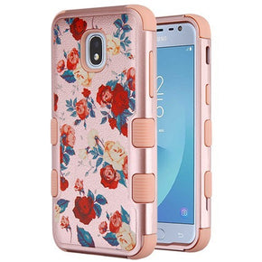 Samsung Galaxy J3 2018 Hybrid TUFF Design Case Cover