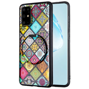 Samsung Galaxy S20 Plus Hybrid Design Back Mirror Case Cover