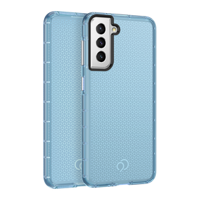 Samsung Galaxy S21 Phantom Transparent Hybrid Case Cover