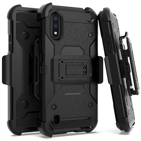 Samsung Galaxy A01 Tactical Holster Combo Cover