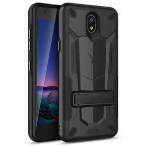LG Escape Plus Hybrid Kickstand Case Cover